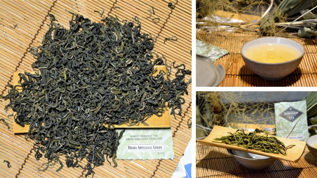 Dhara Artisanal Green - forest-friendly green from northern Thailand