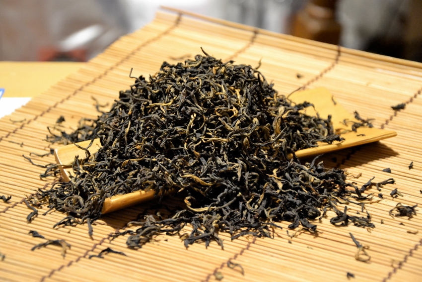 Dhara Golden Tips : Forest- and Climate-Friendly Black Tea from the forests of Ampoe Mae Taeng, Chiang Mai province, northern Thailand