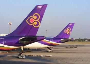 Thai Airways souhaiterait achter ou louer 28 avions, en remplacement de ceux réformés et ainsi conserver cent appareils dans sa flotte