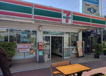 Un point de vente 7-Eleven en Thaïlande