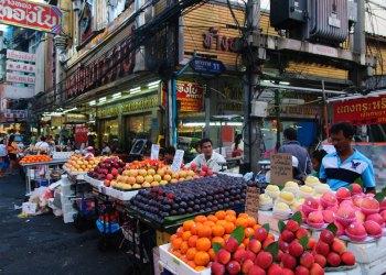 L'inflation a légèrement augmenté au mois de juillet 2017 en Thaïlande