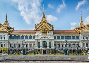 Le Palais Royal de Bangkok sera fermé aux visiteurs du 1er au 29 octobre