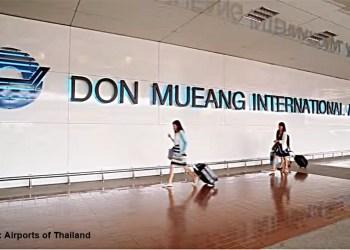 L'aéroport Don Mueang de Bangkok devrait voir passer 38 millions de passagers cette année