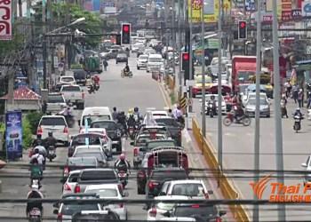 La ville de Chiang Mai va désormais surveiller les routes grâce à des caméras