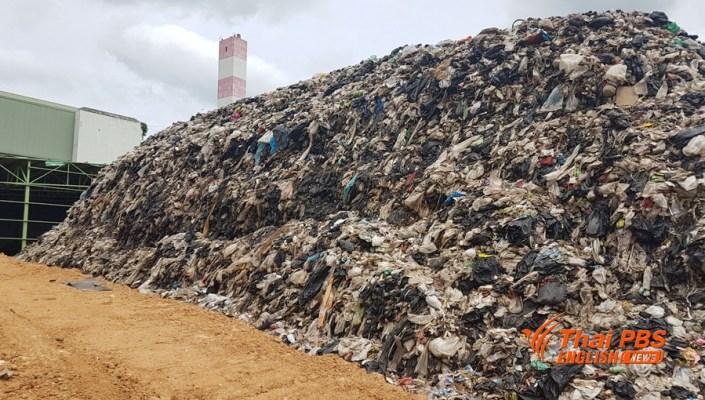 Les déchets s'amoncellent sur l'île touristique de Koh Samui