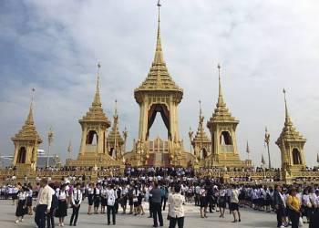 3,5 Millions de Personnes ont déjà Visité le Crématorium Royal