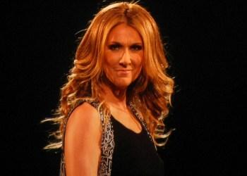 Céline Dion en concert à Bangkok le 23 juillet