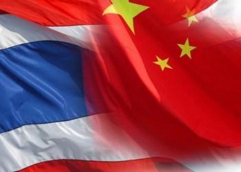 Chine et Thaïlande veulent renforcer leur coopération