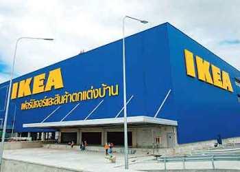 Le second magasin Ikea de Bangkok ouvrira le 15 mars
