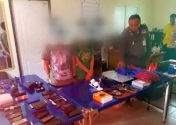 Phuket : des bagagistes arrêtés pour vol à l'aéroport