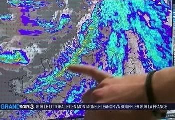 Tempête Eleanor : 5 morts, 3 disparus, 200 millions d'euros de dégâts