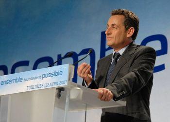 Nicolas Sarkozy placé en garde à vue dans l'affaire du financement libyen de 2007