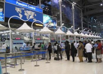 Suvarnabhumi et Don Mueang : hausse du nombre de voyageurs pendant Songkran