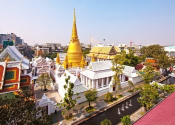Bangkok : des bus gratuits vers 10 temples pendant Songkran