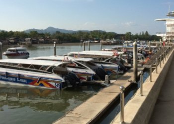 Phuket : incendie de speedboat à cause d'une cigarette