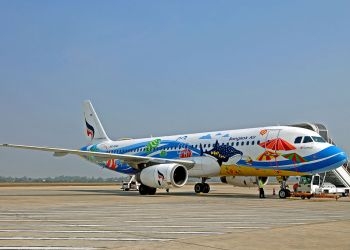 Bangkok Airways veut ouvrir une ligne directe Phuket-Rangoun