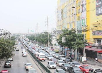 Bangkok : de nouvelles caméras capturent des milliers de mauvais conducteurs