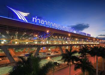Bangkok : 2,5 milliards ฿ pour réparer les voies de circulation de Suvarnabhumi