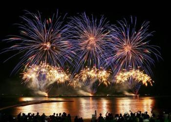 Pattaya : le Festival International de Feux d'Artifice aura lieu les 8 et 9 juin