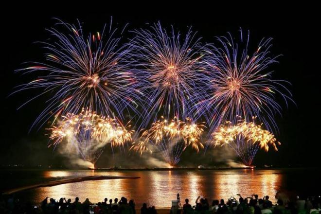 Le Festival International de Feux d'Artifice 2018 de Pattaya aura lieu les 8 et 9 juin