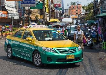 Conseils pour prendre un taxi à Bangkok