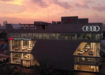 Audi va lancer ses véhicules électriques en Thaïlande l'année prochaine