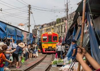 Samut Songkhram : une excursion fascinante depuis Bangkok