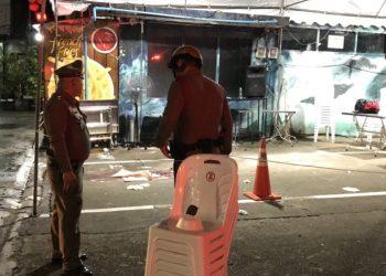 Bangkok : 2 touristes étrangers mortellement blessés lors d'une fusillade entre gangs