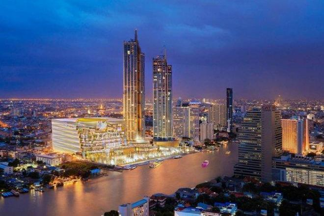 Iconsiam a annoncé un chiffre impressionnant d'un milliard de bahts pour les festivités d'ouverture du centre commercial le 9 novembre 2018