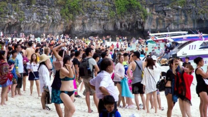 Le nombre de touristes chinois visitant Phuket a baissé de 50 % depuis la tragédie du Phoenix