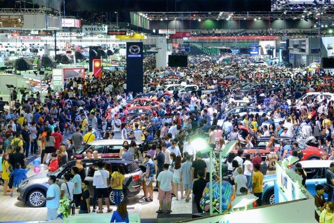 Le marché automobile de Thaïlande devrait dépasser le million d'unités vendues, pour la première fois depuis cinq ans