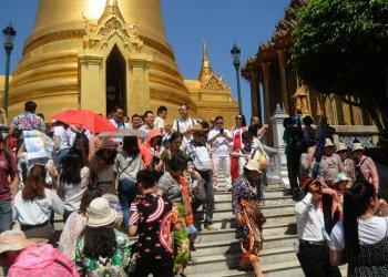 La Thaïlande veut reconquérir les touristes chinois