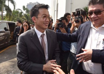 Le fils de Thaksin pourrait mener la campagne du Pheu Thai