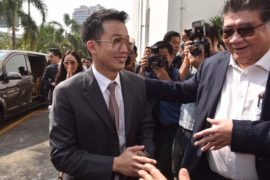 Le fils de Thaksin Shinawatra pourrait se joindre aux autres leaders du Pheu Thai pour mener la campagne du parti