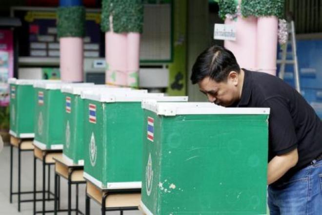Les petits partis politiques thaïlandais ont demandé le report des élections générales au 5 mai 2019
