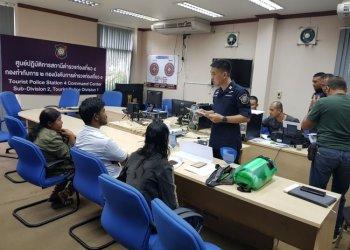 Pattaya : arrestation d'un guide touristique indien travaillant illégalement