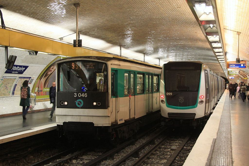 Paris : les transports en commun vont devenir gratuits pour les enfants