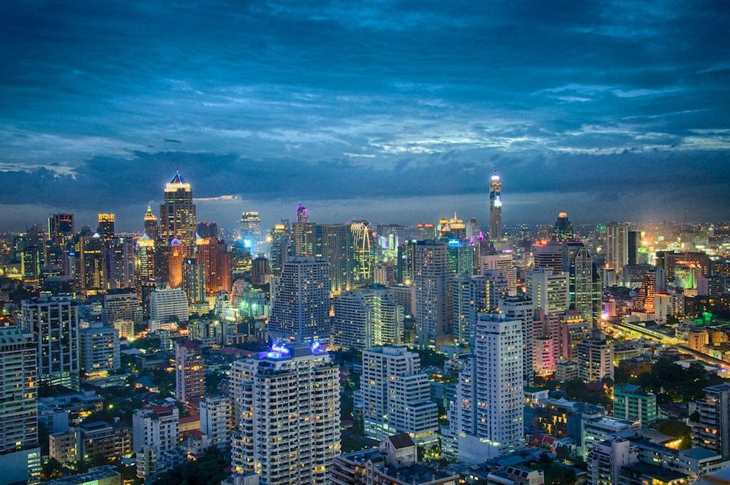 Bangkok classée parmi les meilleures villes du monde pour les restaurants et le shopping