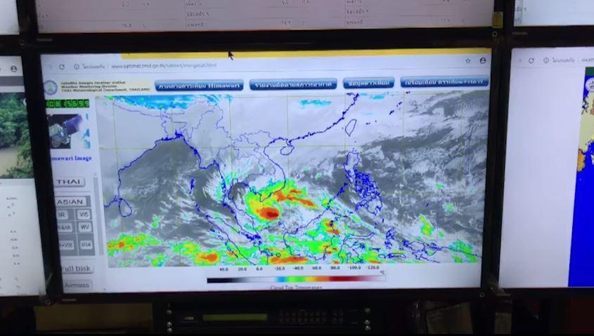 """La Thaïlande se prépare à affronter la tempête """"Pabuk"""""""