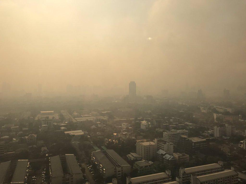 La Thaïlande à la recherche d'une bouffée d'air frais