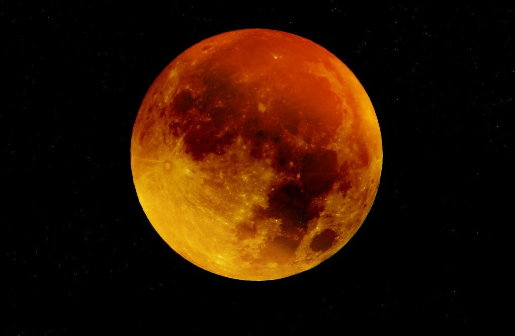 Une Super Lune de Sang visible en France la nuit du 20 au 21 janvier