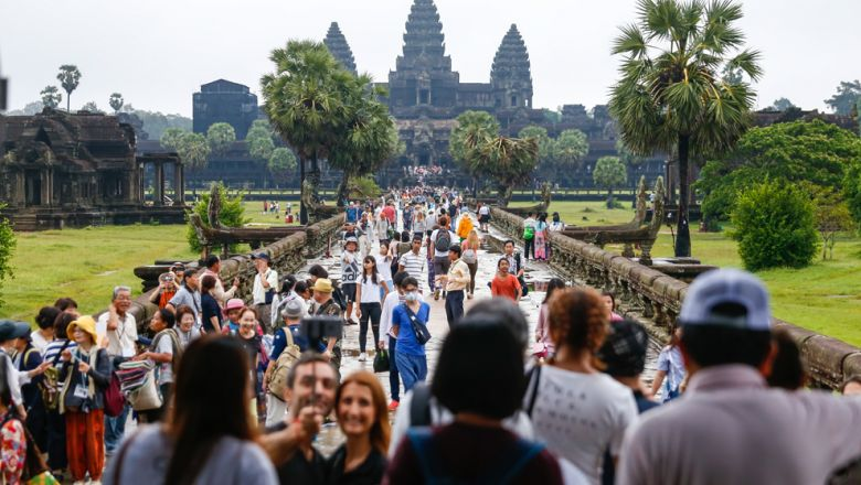 Le Cambodge met en garde les touristes contre les faux sites de visas