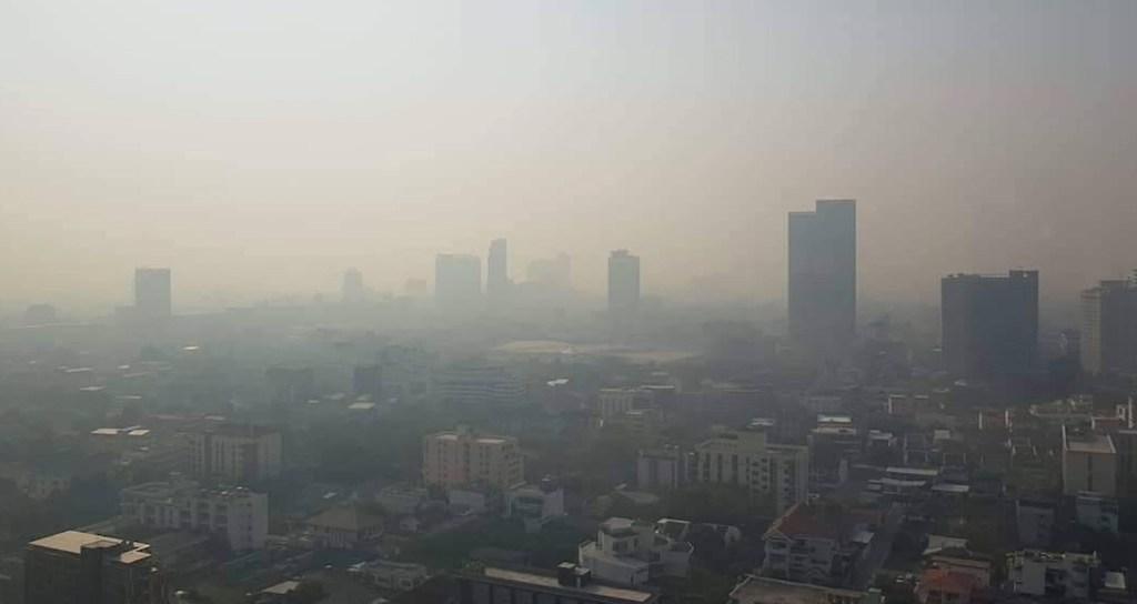 """Pollution : la Thaïlande veut être mieux préparée à lutter contre le """"smog"""""""