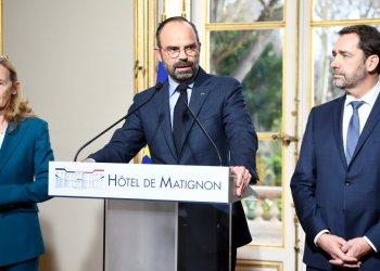 Edouard Philippe annonce des mesures fortes après les violences du week-end sur les Champs-Elysées