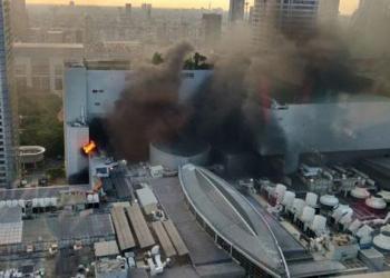 Bangkok : au moins 3 morts après un incendie à CentralWorld