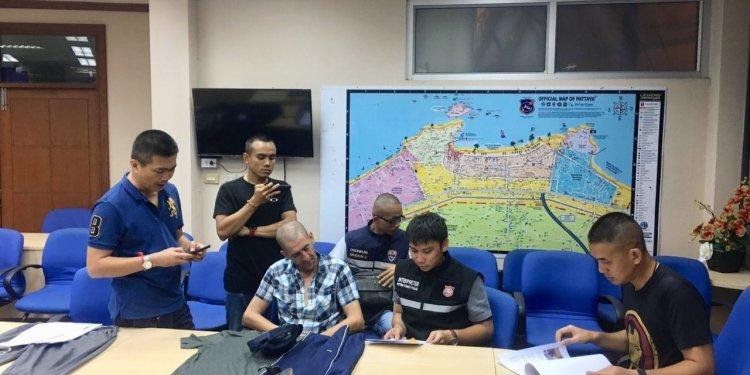 Pattaya : un Algérien arrêté pour vol à la tire sur des touristes étrangers