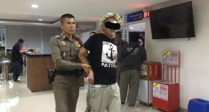 Pattaya : un Français arrêté pour vol de smartphone