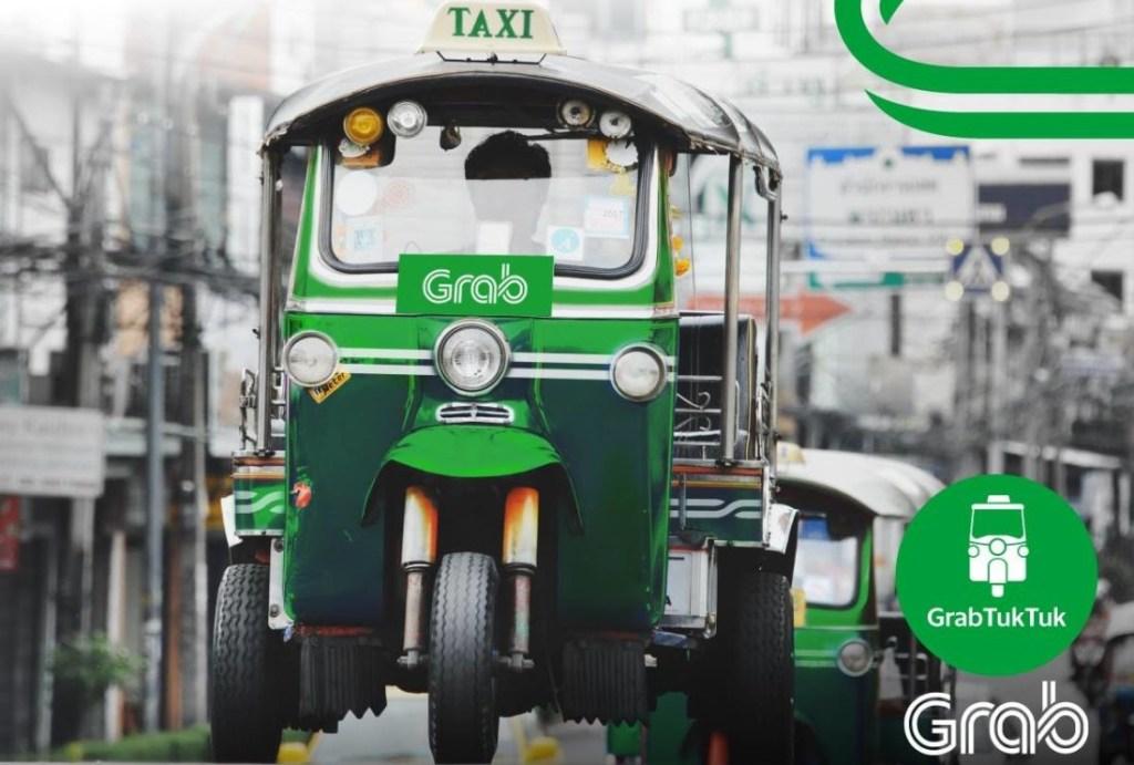Chiang Mai : Grab lance un service de tuk-tuks électriques