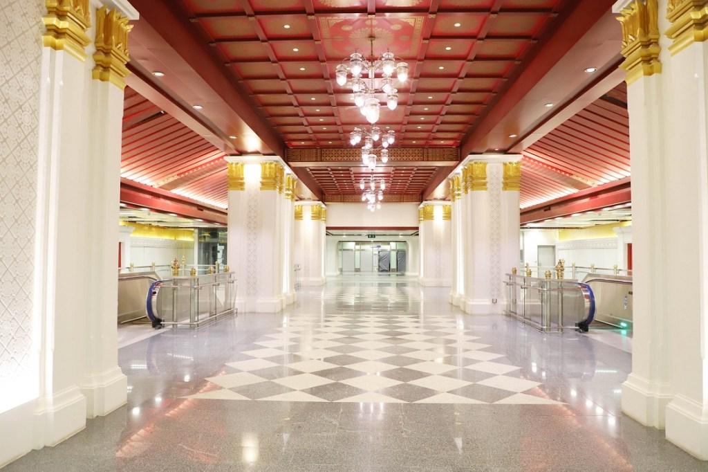 Bangkok : les 5 nouvelles stations de la ligne bleue du métro MRT gratuites pendant 2 mois