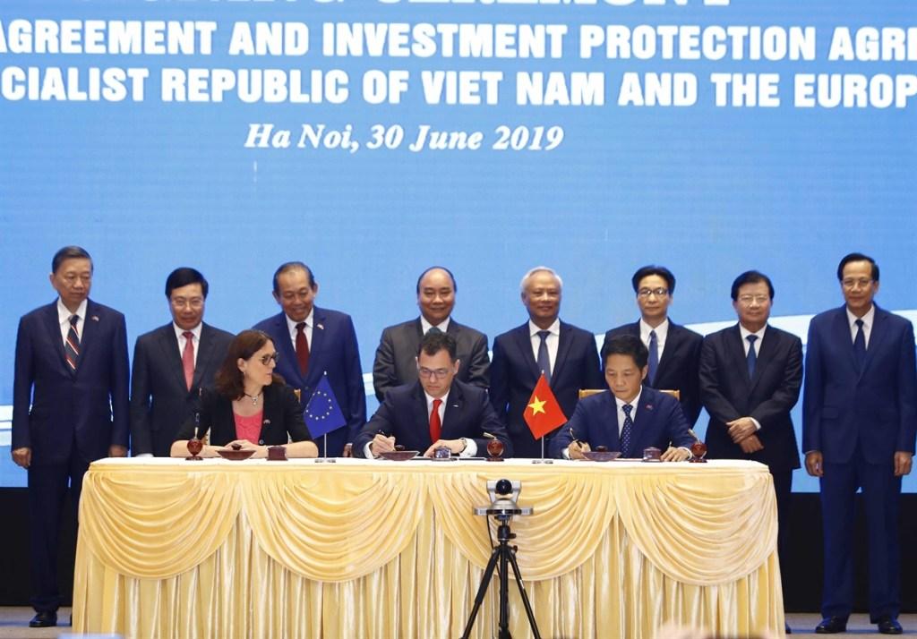 Le nouvel accord de libre-échange UE-Vietnam menace la Thaïlande